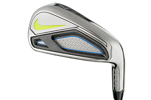 New irons